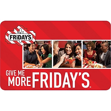 TGI Fridays Gift Card $100