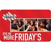 TGI Fridays Gift Card $25