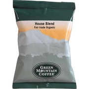 Green Mountain Coffee® Organic House Blend Coffee Packs, 2.5 oz., 50/Ct