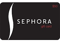 Sephora Gift Card $50