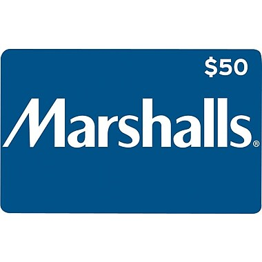 Marshalls Gift Cards $50