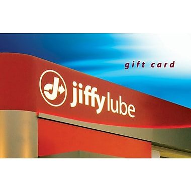 Jiffy Lube Gift Card $50