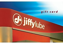 Jiffy Lube Gift Card $25