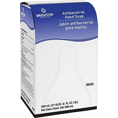 Brighton Professional™Antibacterial Soap Refill, 800 ml.