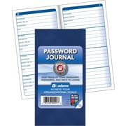 "Cardinal® Brands Login Journal Companion     6-1/4"" x 3-1/4"""