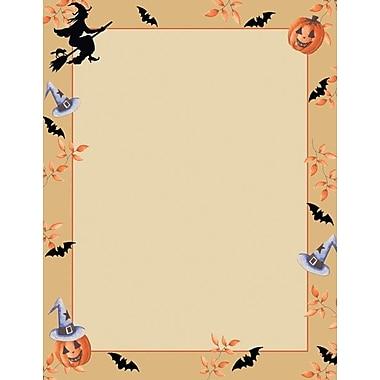 Great Papers Halloween Harvest Letterhead