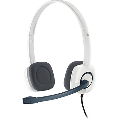 Logitech H150 Wired PC Headset for Internet Calls and Music (981-000349 )