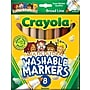 Crayola® 587801 Multicultural Colors Washable Marker, Conical
