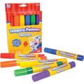 RoseArt Tempera Paint Pens, 6/Pack