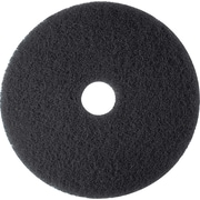 "Brighton Professional™ Floor Stripping Pad, 20"", 5/Ct, Black"