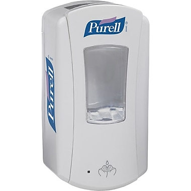 Purell® LTX Touch Free Hand Sanitizer Dispenser & Refill