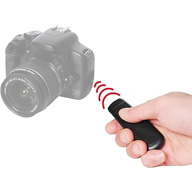Bower RCWUNI Universal Wireless Remote Shutter Release for DSLR Cameras