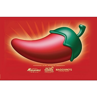 Chili's Gift Card $50 (Email Delivery)