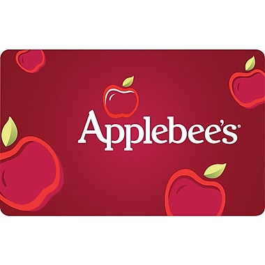 Applebees Gift Card, $25