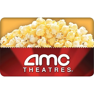 AMC Theatres Gift Cards, $100