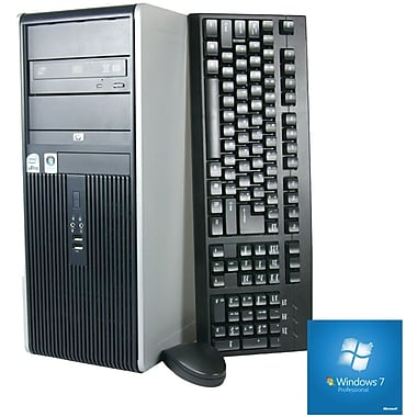 HP DC7800-0002 Refurbished Mini Tower Desktop PC