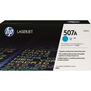 HP 507A Cyan Toner Cartridge (CE401A)