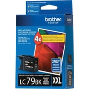 Brother LC79BK Black Ink Cartridge, Super High-Yield