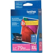 Brother LC79M Magenta Ink Cartridge, Super High-Yield