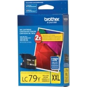 Brother LC79Y Yellow Ink Cartridge, Super High-Yield