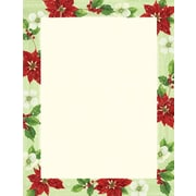 Great Papers® Poinsettia Magnolis Stationery
