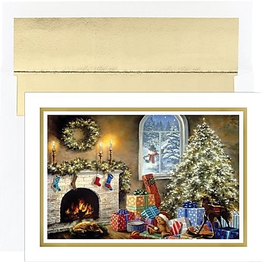 Great Papers® Holiday Cards Not A Creature Stirring , 18/Count