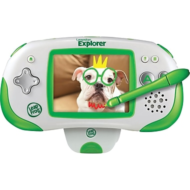 LeapFrog® Leapster Explorer™ Camera and Video Recorder
