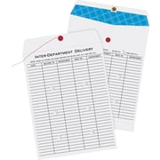 Quality Park 10 x 13 Inter-Departmental Envelopes, 100/Box