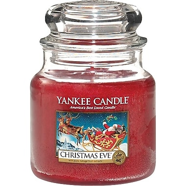 Yankee Candle® Christmas Eve Candle - Medium Jar