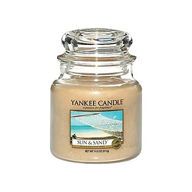 Yankee Candle® Sun & Sand Candle - Medium Jar
