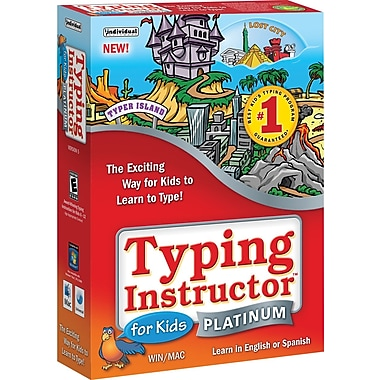 Typing Instuctor for Kids 2012 [Boxed CD]