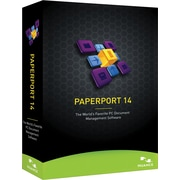 Nuance Paperport Management Software