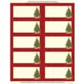 Lacy Tree Mailing Labels, 2in. x 4in.