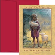 Great Papers® Holiday Cards Littlest Shepherd , 18/Count