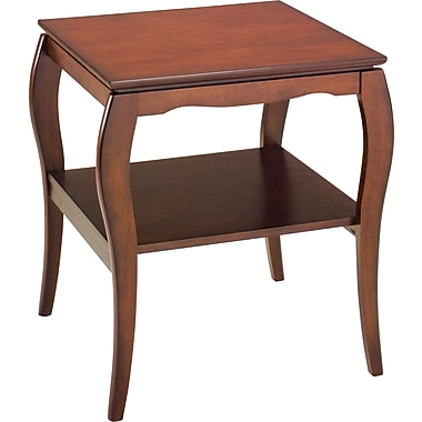 Office Star Pro-Line II™  End Table, Cherry