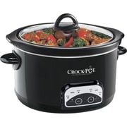 Crock-Pot® 5-Quart Programmable Smart Pot, Black