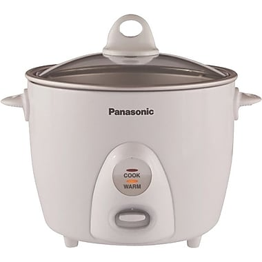 Panasonic 11-Cup Rice Cooker/Steamer with Automatic Cooking Feature