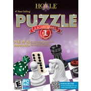 HOYLE Puzzle & Board Games 2012 PC Game [Boxed]
