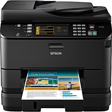 Epson® WorkForce® Pro WP-4540 All-in-One Printer