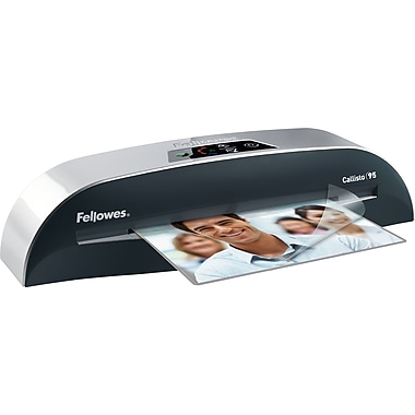 Fellowes CALLISTO 95 9.5in. Thermal & Cold Laminator