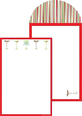 Gartner Studios Martini Invitations 4 x 6 12 Pack 61684SBD