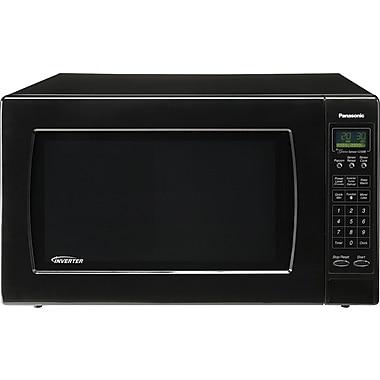 Panasonic 2.2 CU. FT. Countertop Microwave, Black