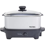 West Bend® 5-Quart Oblong Slow Cooker