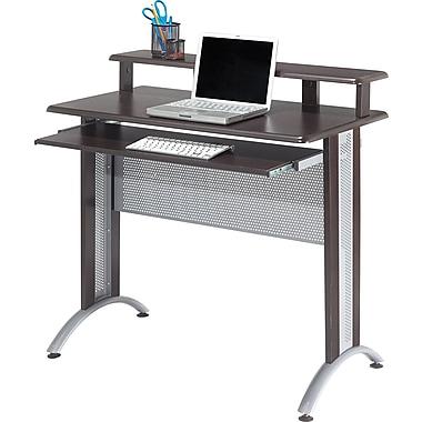 OSP Designs™ Fusion Computer Desk, Espresso