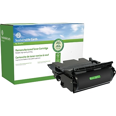 Staples™ Remanufactured Black Toner Cartridge, Dell M5200N (310-4133, W2989), High Yield