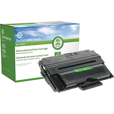Sustainable Earth by Staples Remanufactured Black Toner Cartridge, Dell 1815 (310-7945, PF658), High Yield