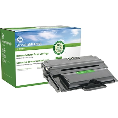 Sustainable Earth by Staples® Remanufactured Black Laser Toner Cartridge, Dell 2335dn (330-2209 NX994), High Yield