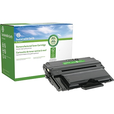Sustainable Earth by Staples Remanufactured Black Toner Cartridge, Samsung ML-2850, High Yield