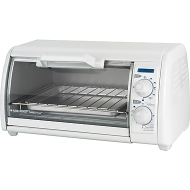 Black & Decker® TRO420 Toast-R-Oven™, White