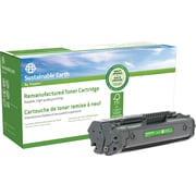 Sustainable Earth by Staples® Remanufactured Black Laser Toner Cartridge, HP 92A (C4092A)